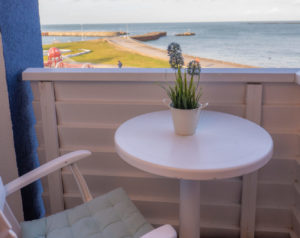 Appartment Balkon Helgoland