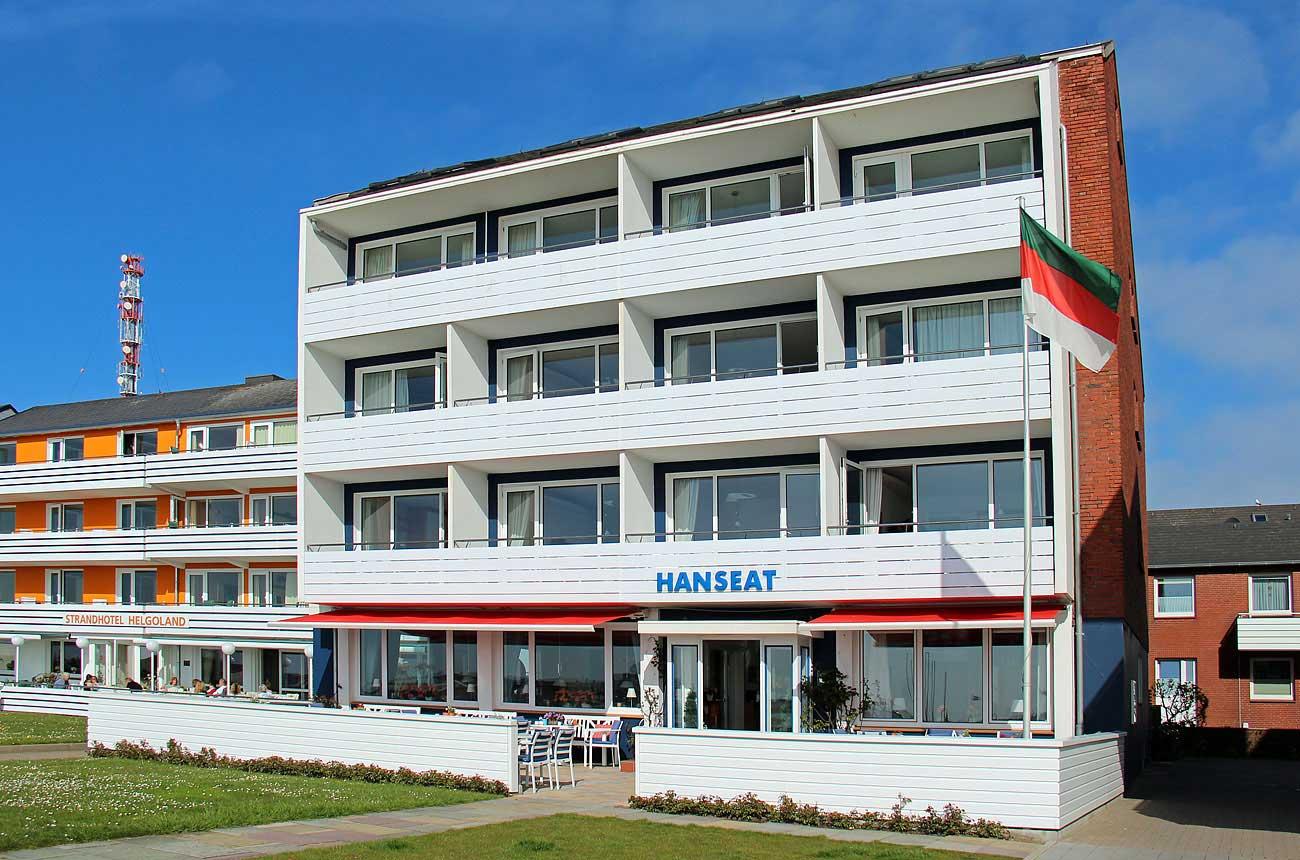 Die helgoland hotels f r den perfekten nordsee urlaub for Designhotel helgoland