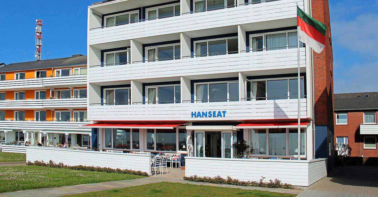 Haus Hanseat aussen