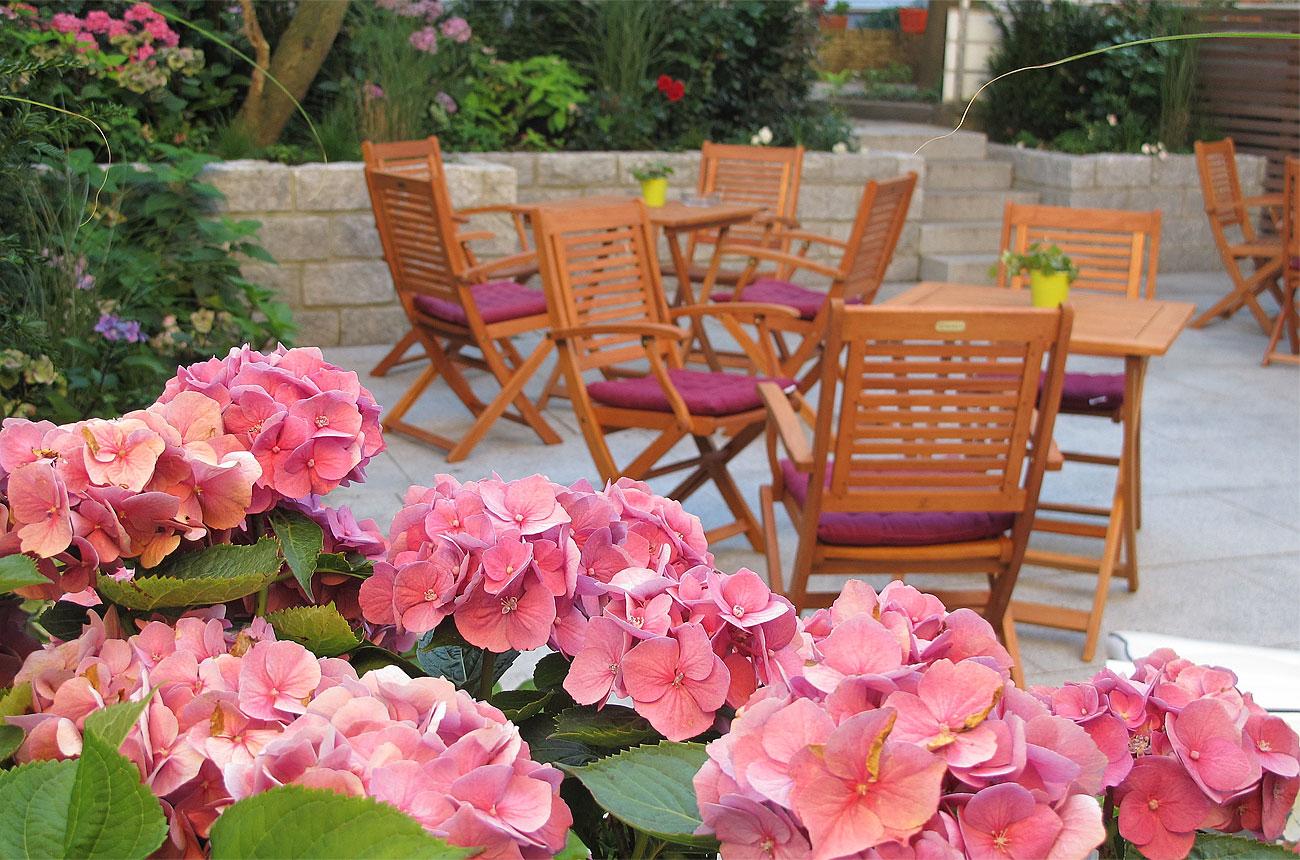 Haus Miramar Garten
